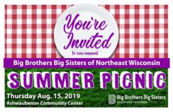 BBBSNEW Match Picnic @ Ashwaubenon Community Center | Ashwaubenon | Wisconsin | United States